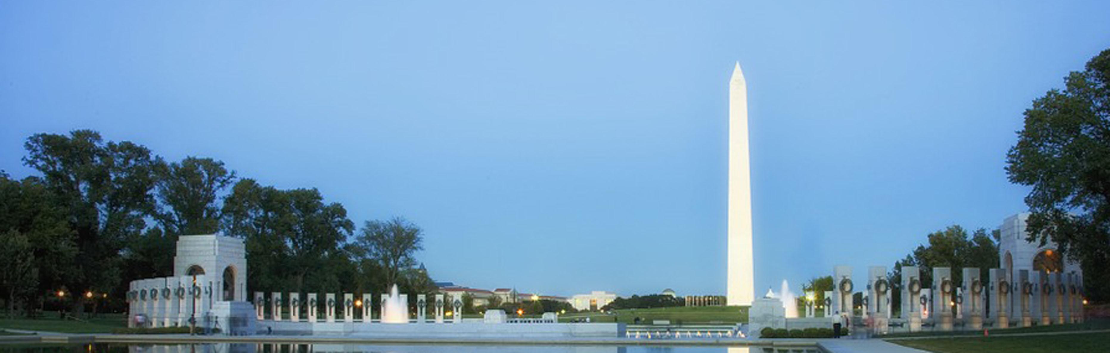 Reserve Tour To Washington Monument