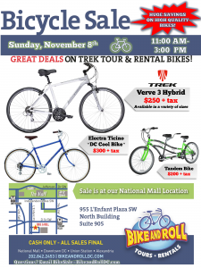 Bike Sale Flyer-Social Media