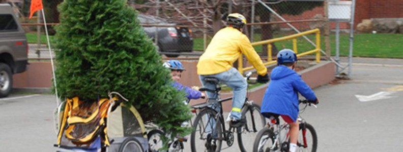 winter bike rentals in DC