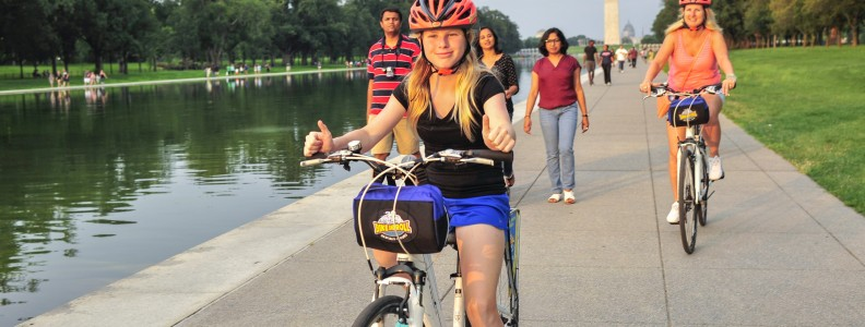Night Bike Tours of Washington DC