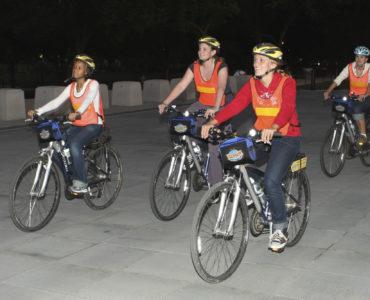 Capital Sites Nite Bike Tour