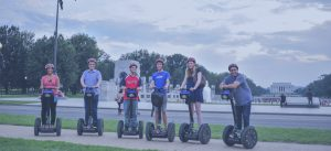 Segway Tours in Washington DC